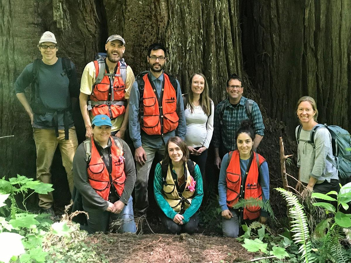 Humboldt State University Research Team